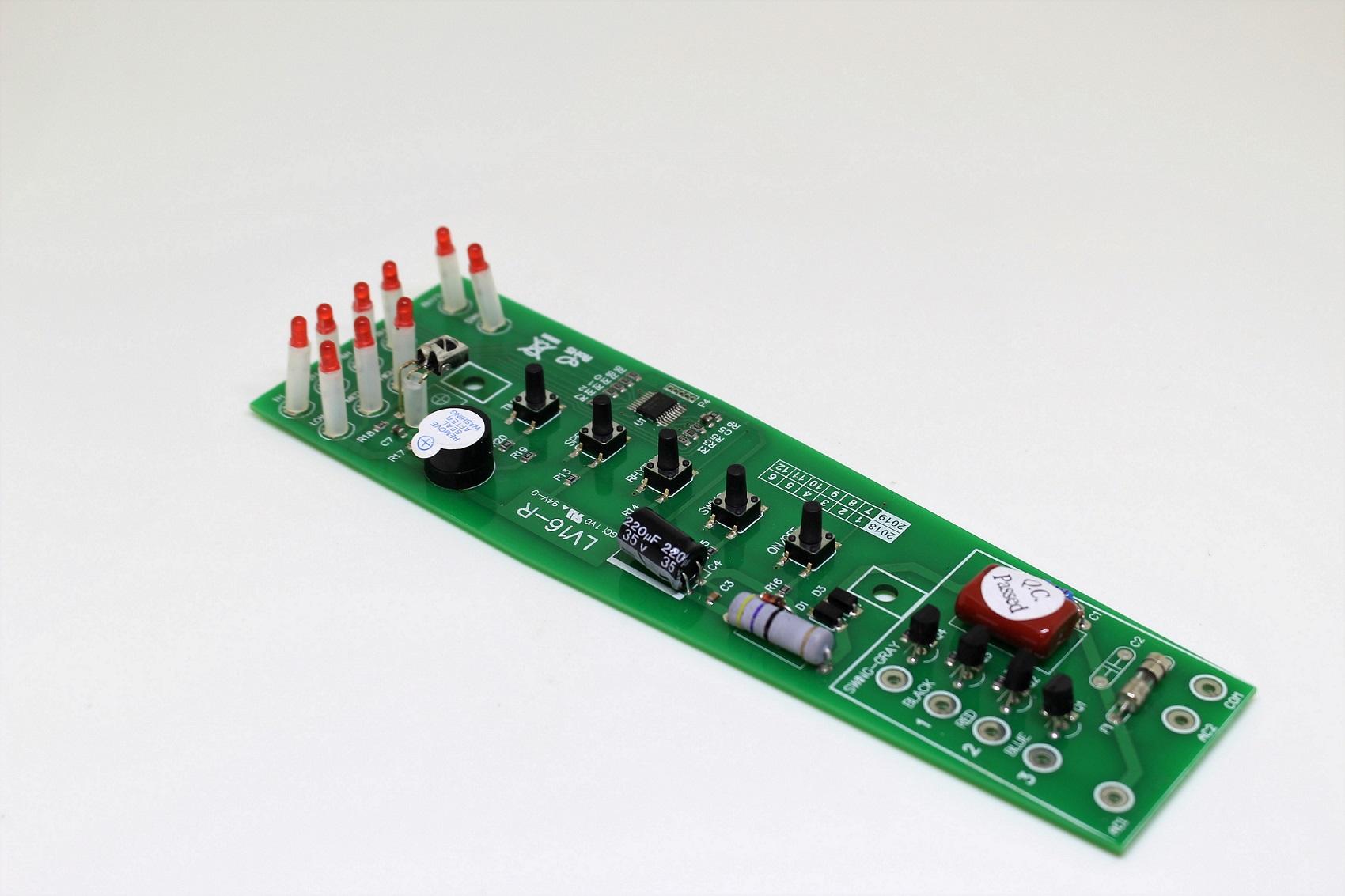 Mạch điều khiển cho quạt cây mitsu LV16 RR RT RS D00-203