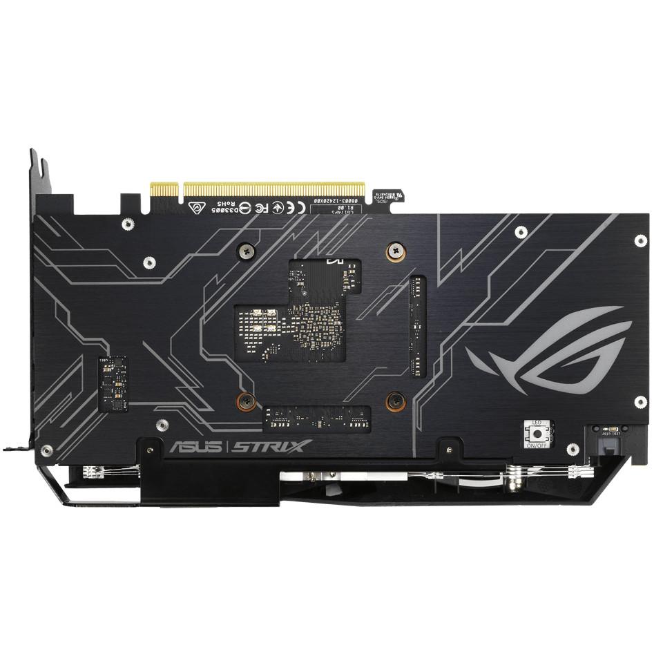 Card Màn Hình VGA ASUS ROG STRIX GTX1650 O4G GAMING GDDR5 4GB 128-bit - Hàng Chính Hãng