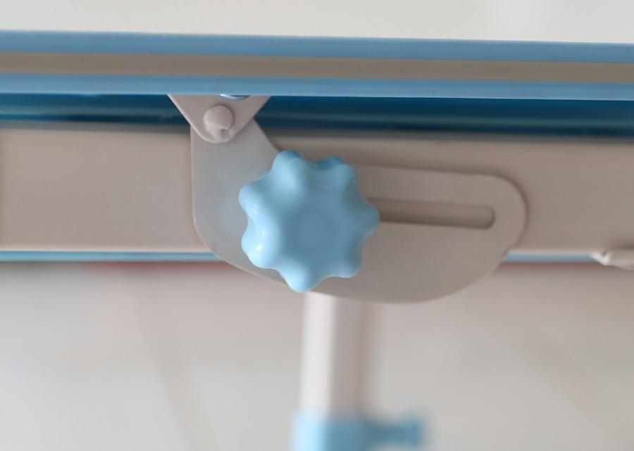 Bộ bàn học thông minh chống gù lưng - Màu xanh dương