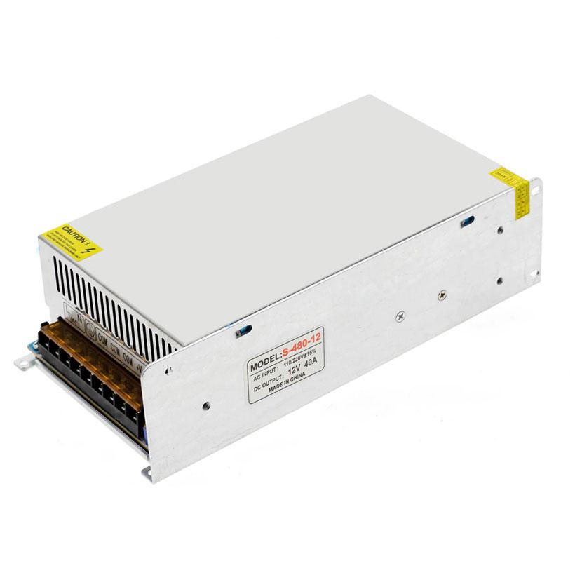 Nguồn tổ ong biến thế đổi điện 220V ra 12V 40A 480W