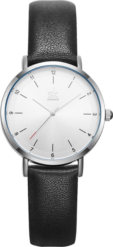 Đồng hồ nữ chính hãng Shengke K8066L-02 Đen