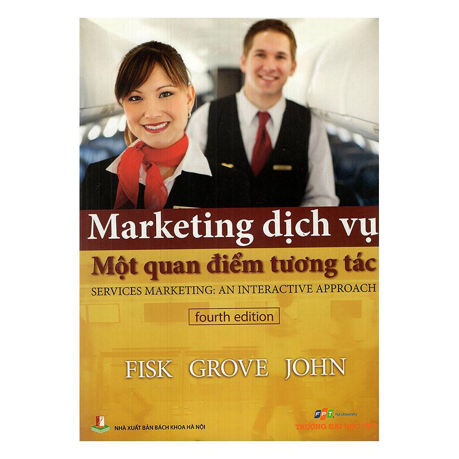 Marketing Dịch Vụ Một Quan Điểm Tương Tác