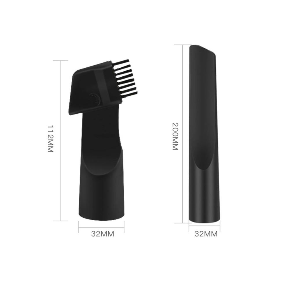 Bộ 5 Đầu Bàn Chải Hút Bụi đa năng, đường kính ống 32mm