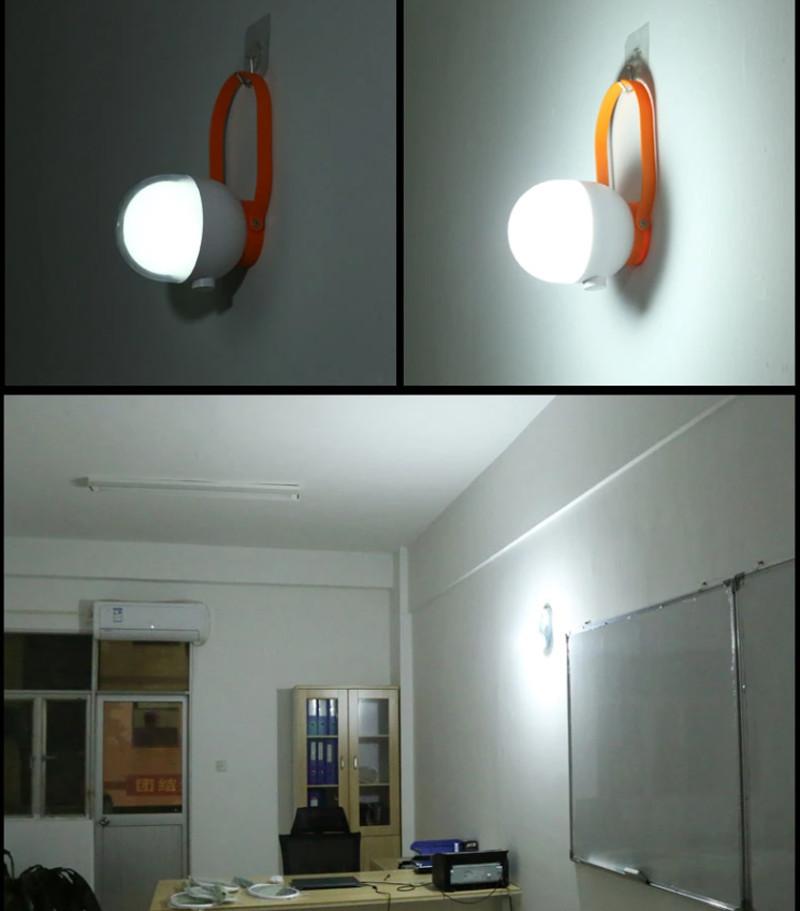 Đèn LED Để Bàn AMITECH-7737 (Giao Màu Ngẫu Nhiên) - Hàng Chính Hãng