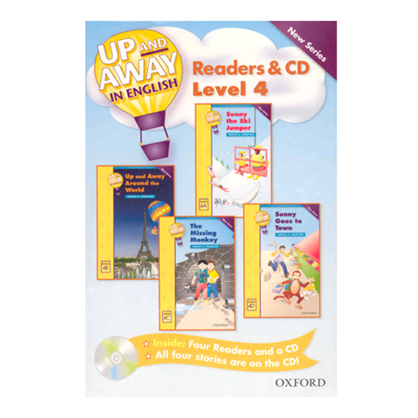Up and Away Reader Packs: Pack 4