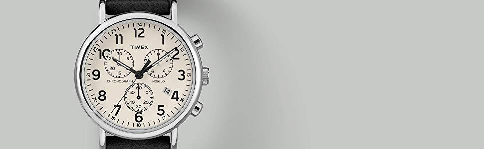 Timex Unisex Weekender 38mm Watch 6