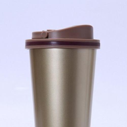 Ly giữ nhiệt 2 lớp cách nhiệt chân không kèm nắp đậy tiện lợi 500ml