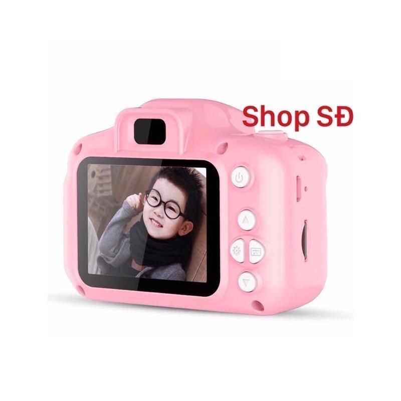 máy chụp hình của bé