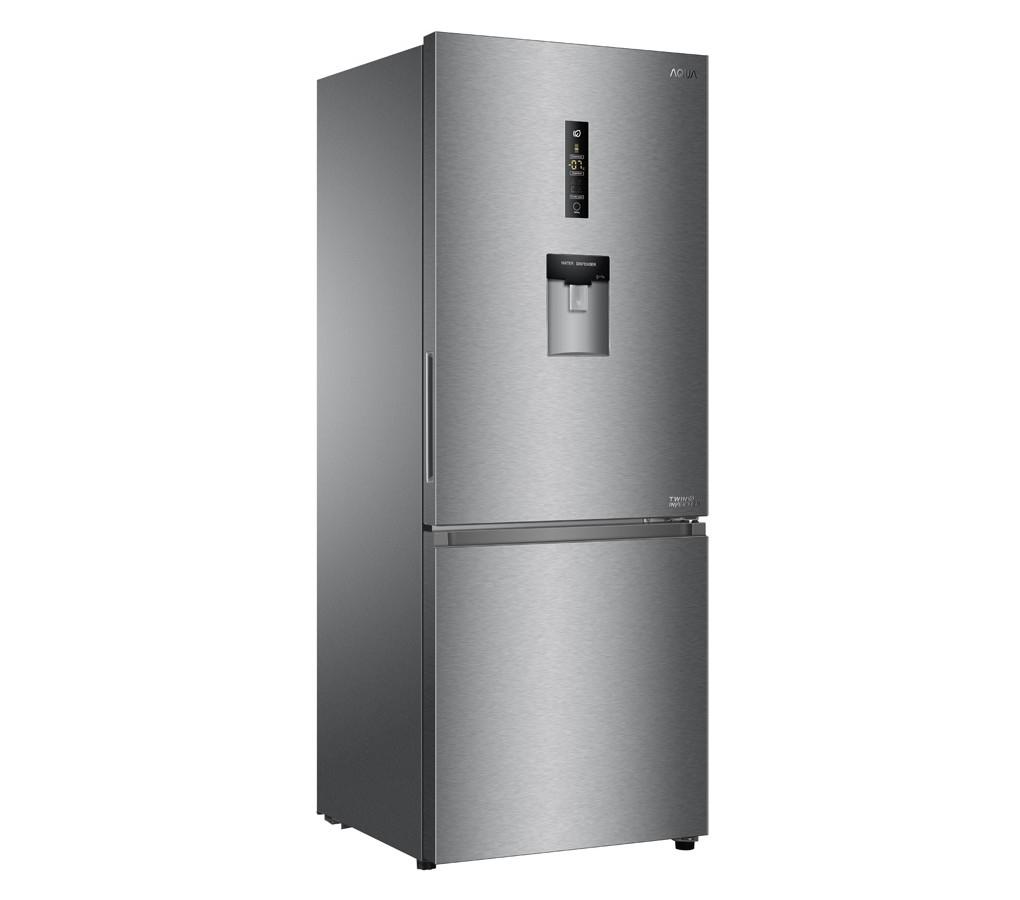 Tủ lạnh Aqua Inverter 288 lít AQR-IW338EB SW ( HÀNG CHÍNH HÃNG)