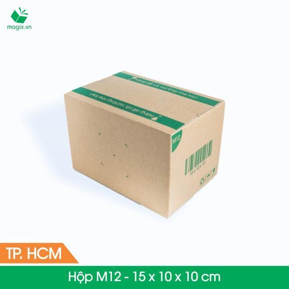 M12 - 15x10x10 cm - 20 Thùng hộp carton