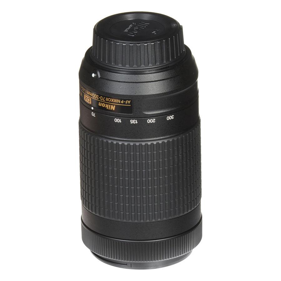 Ống Kính Nikon AF-P DX Nikkor 70-300mm F/4.5-6.3G ED VR - Hàng Nhập Khẩu