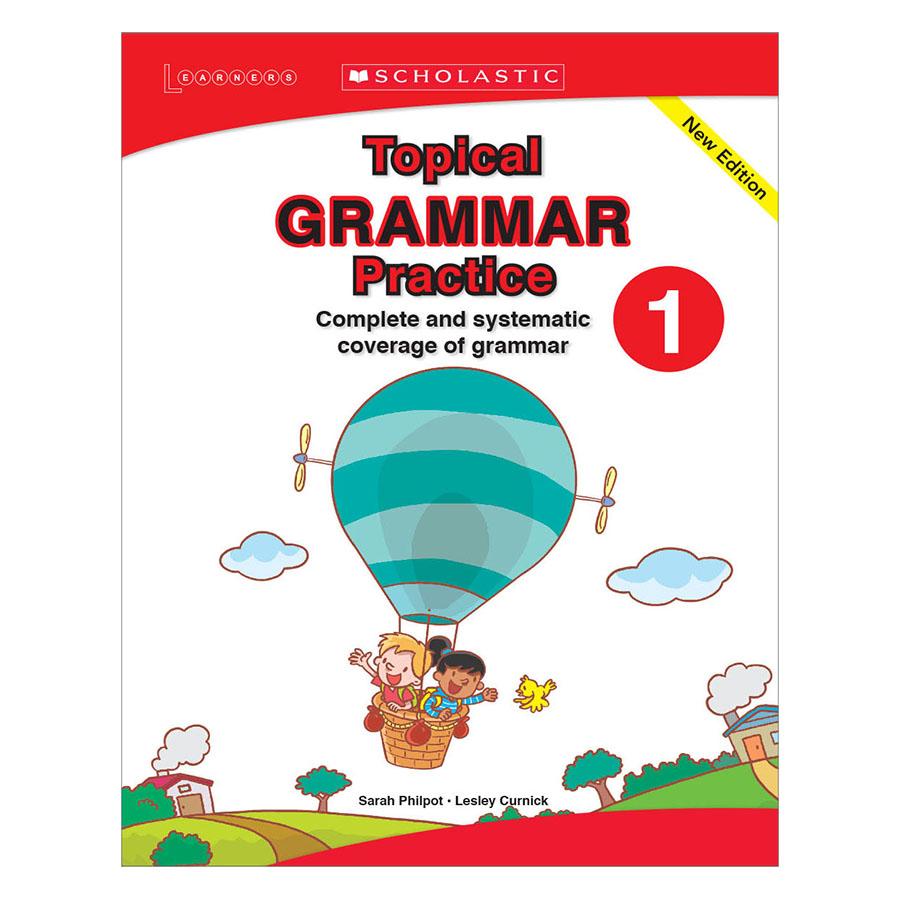 Topical Grammar Practice 1
