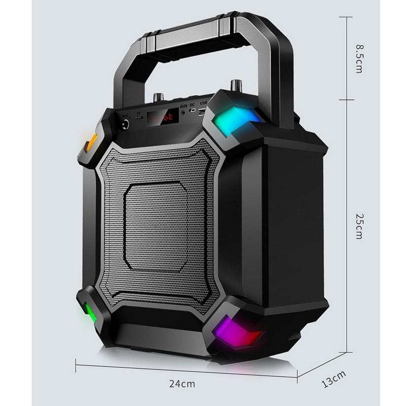 Loa Karaoke T12 Bluetooth mini Siêu trầm công suất lớn