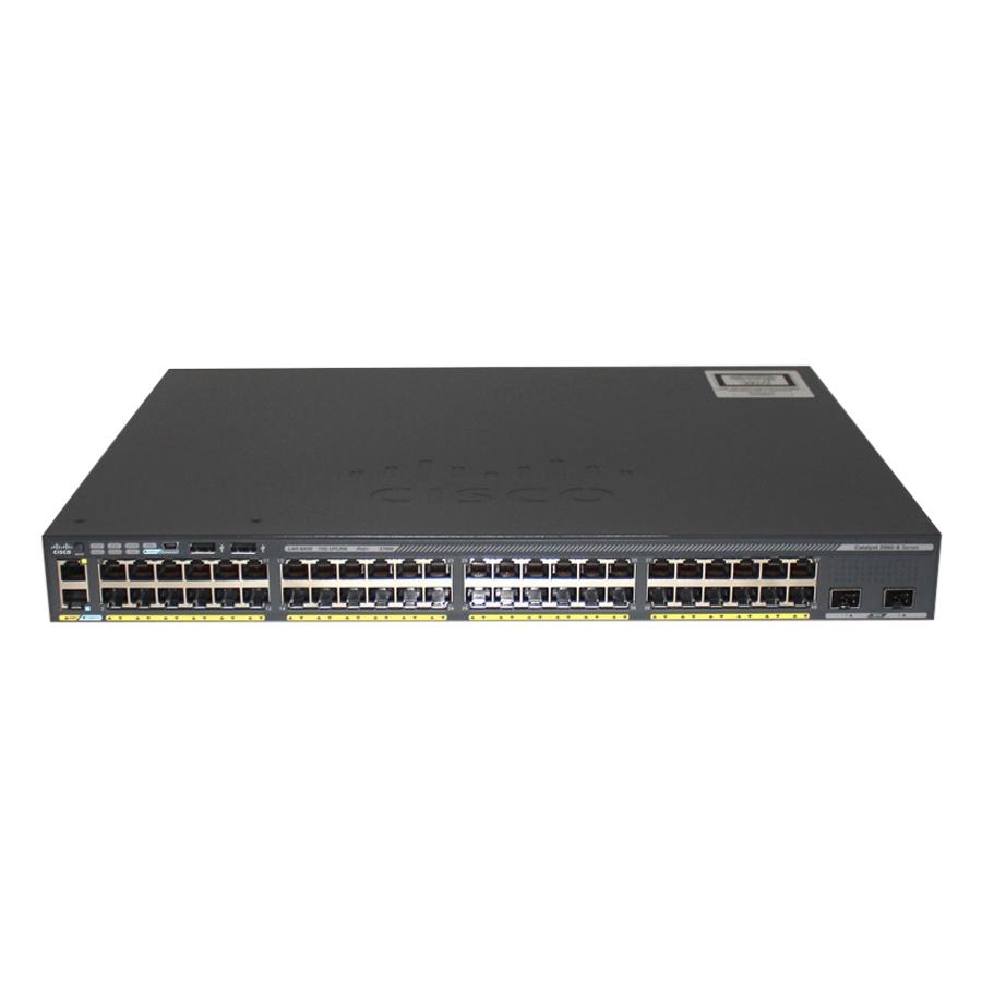 Thiết Bị Mạng Cisco WS-C2960S-48TS-S - Hàng Nhập Khẩu