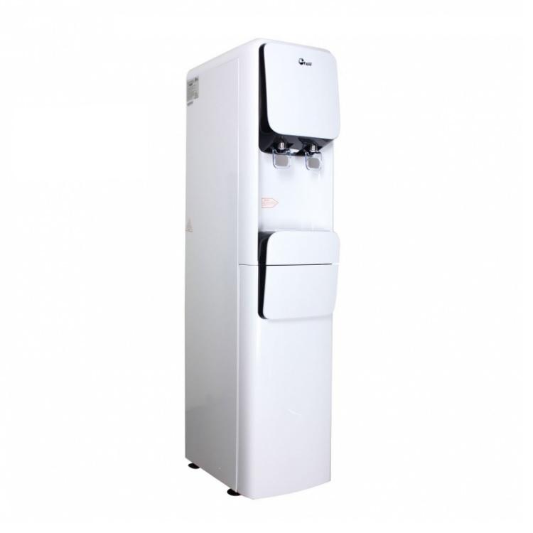 Cây Nước Nóng Lạnh 2 Vòi FUJIE WDBY400 (Làm Lạnh Nhanh Bằng BLOCK) - Hàng Chính Hãng