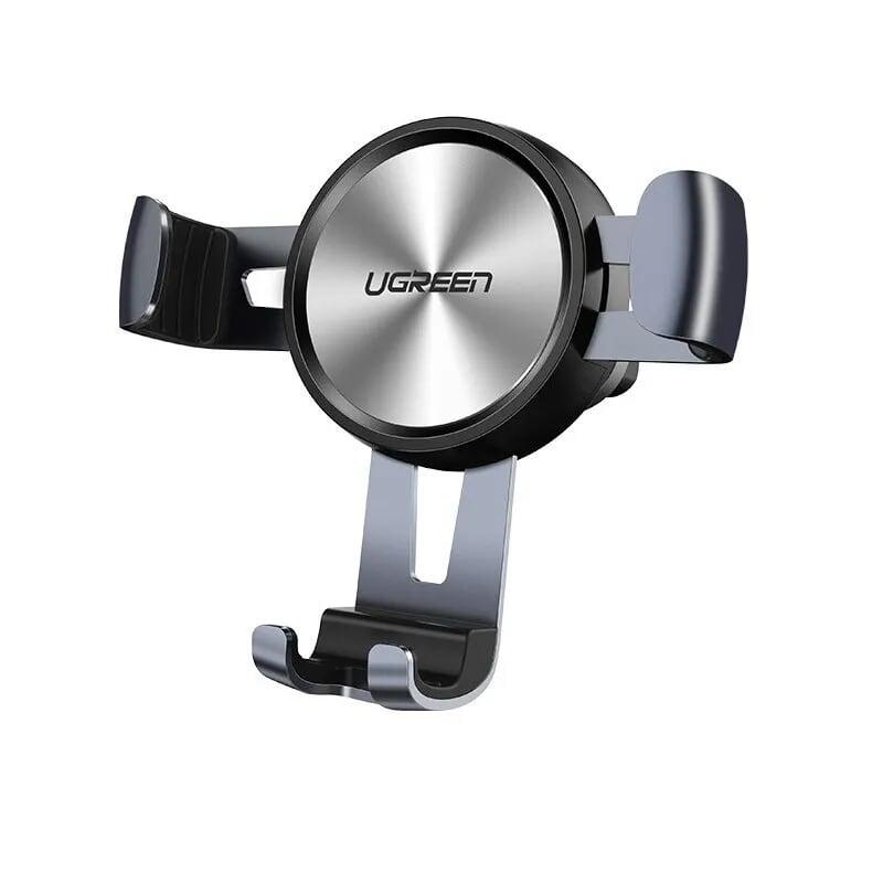 Gravity Drive Air Vent Mount Phone Holder Gray Ugreen 130OL50564LP Hàng chính hãng