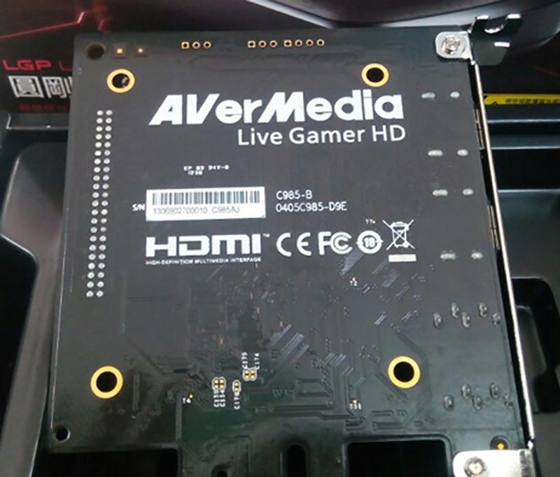 Thiết bị live Stream Capture Cards ghi hình, bắt hình từ máy nội soi, thiết bị y tế chính hãng Avermedia GL510E