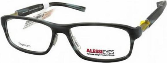 Gọng Kính Unisex Alessieyes AL60007 C03 - Đồi Mồi Trắng