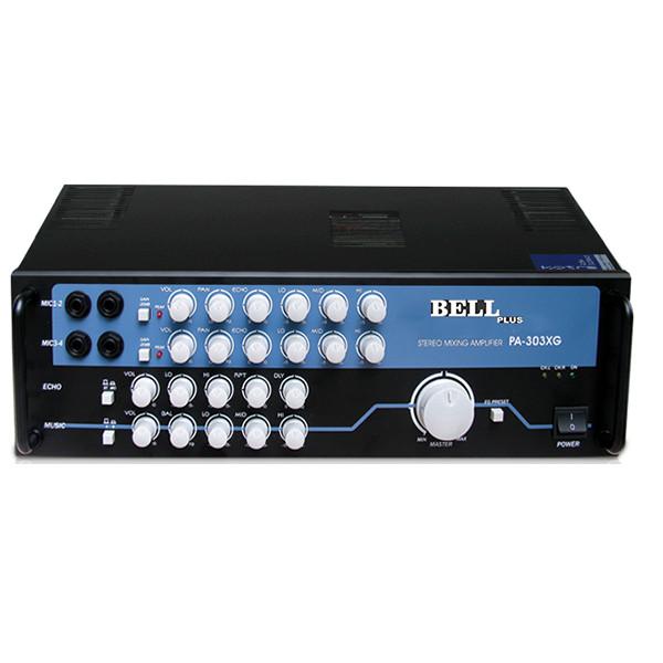 Âmpli karaoke PA - 303 XG BellPlus (hàng chính hãng)