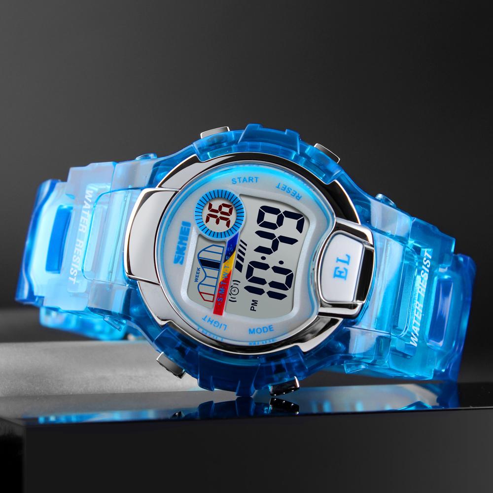 Đồng hồ đeo tay Skmei - 1450BU-Hàng Chính Hãng
