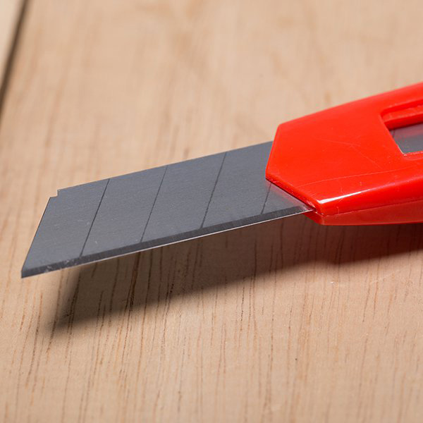 Combo 3 Lưỡi Dao Rọc Giấy Flexoffice Fo-Bl02 18mm