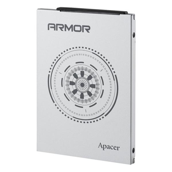 """Ổ Cứng SSD Apacer AS681 240GB 515/475 Mbps SATA III 2.5"""" - Hàng Chính Hãng"""