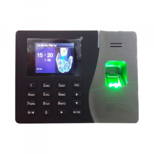 Máy chấm công vân tay và thẻ RONALDJACK AS86 - Hàng nhập khẩu