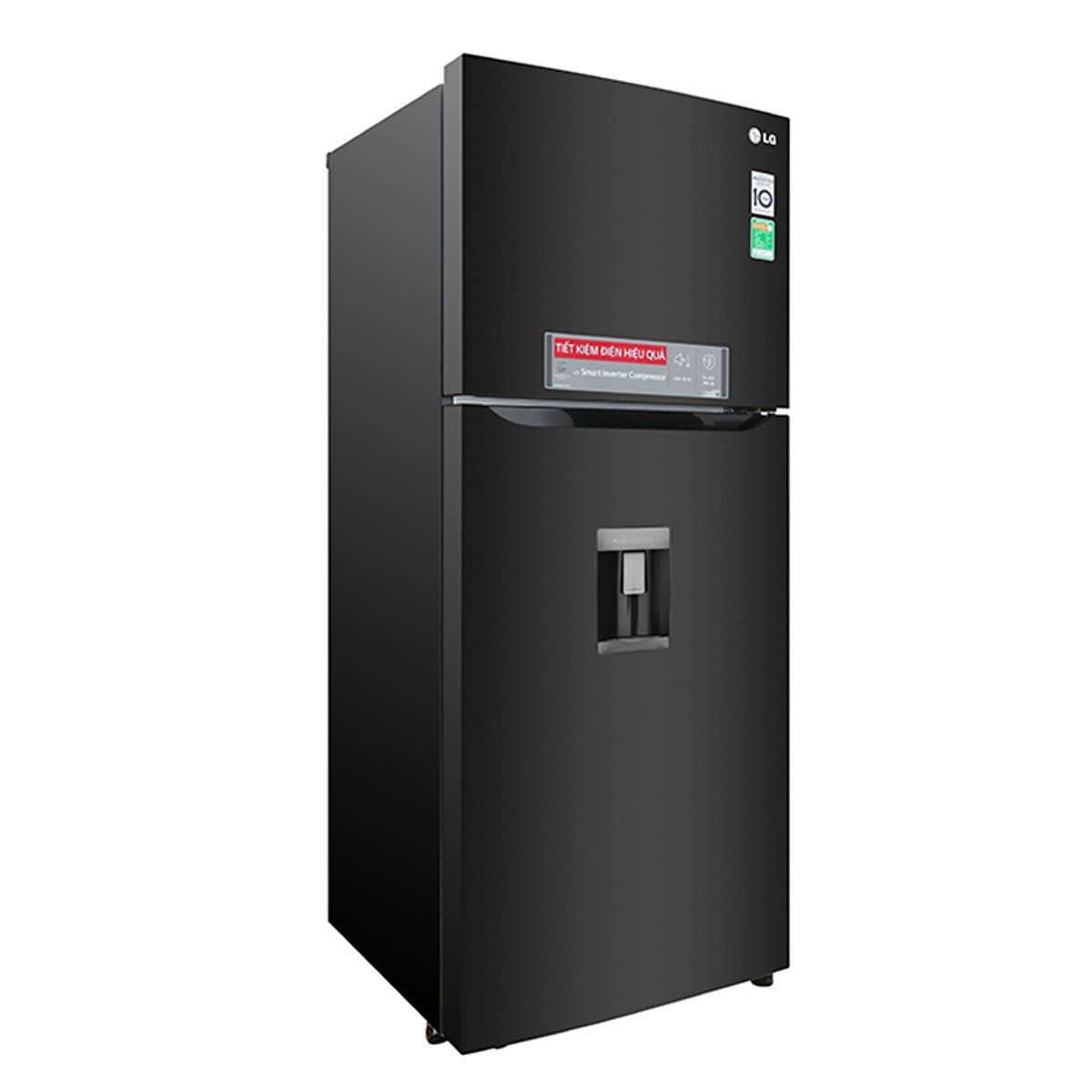Tủ Lạnh Inverter LG GN-D422BL (393L) – Hàng Chính Hãng + Tặng Bình Đun Siêu Tốc