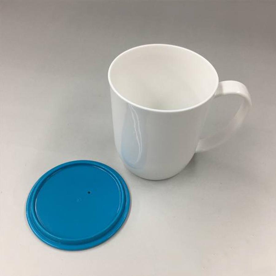 Bộ 2 ca uống nước có nắp Ranger Mug tiện lợi 300ml (Giao màu ngẫu nhiên) - Hàng Nội Địa Nhật