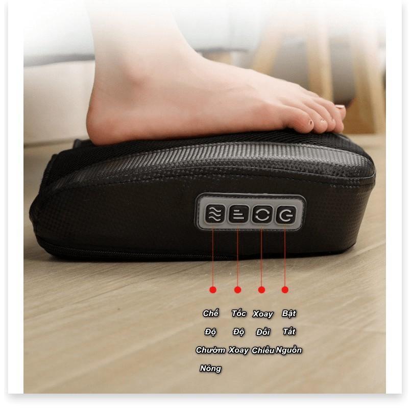 Gối Massage Hồng Ngoại Trị Liệu Bàn Chân Giúp Lưu Thông Khí Huyết FuttoSerapī