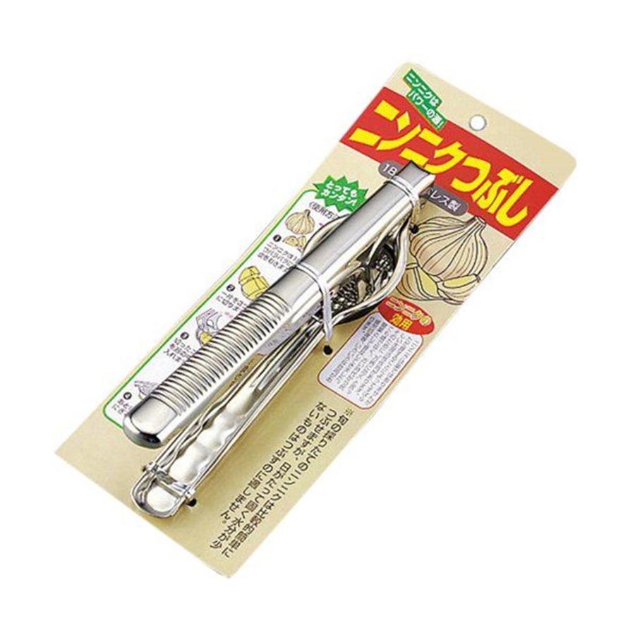 Dụng cụ ép tỏi bằng inox - Nội địa Nhật Bản