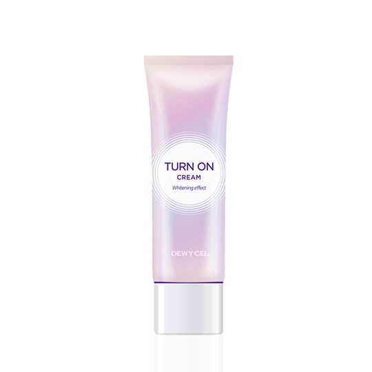 Kem Dưỡng Nâng Tone Da DewyCel Turn On Cream 50ml