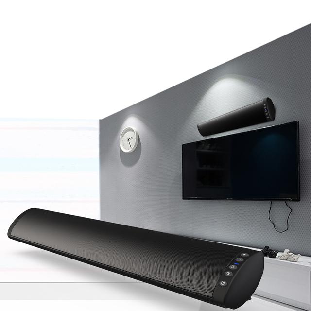 Loa Thanh Siêu Trầm Bluetooth Gaming Soundbar Để Bàn BS-41 Dùng Cho Máy Vi Tính PC, Laptop, Tivi