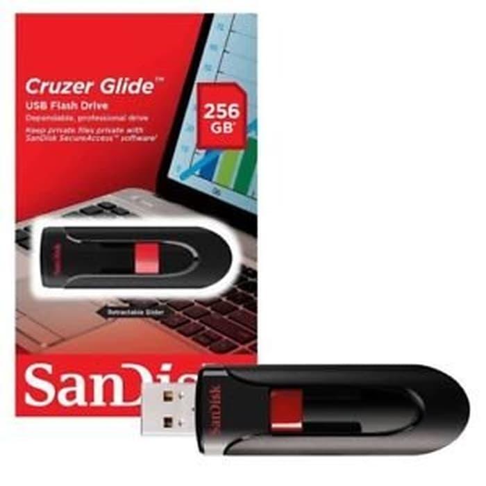USB 3.0 SanDisk Cruzer CZ600 256GB 100MB/s - hàng nhập khẩu