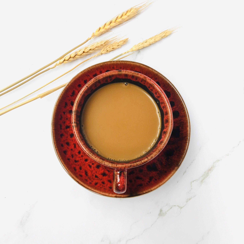 LY CỐC CAFÉ – LY CỐC CAPUCHINO - BỘ TÁCH CÀ PHÊ GỐM SỨ CAO CẤP NEM HỎA BIẾN NHIỀU MÀU SẮC