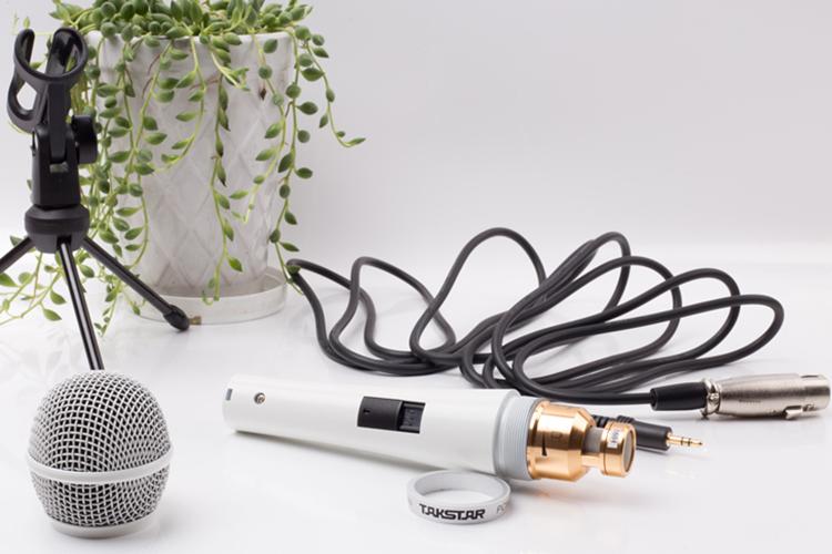 Micro Thu Âm Và Hát Karaoke Online Takstar PCM-5550  - Hàng Chính Hãng