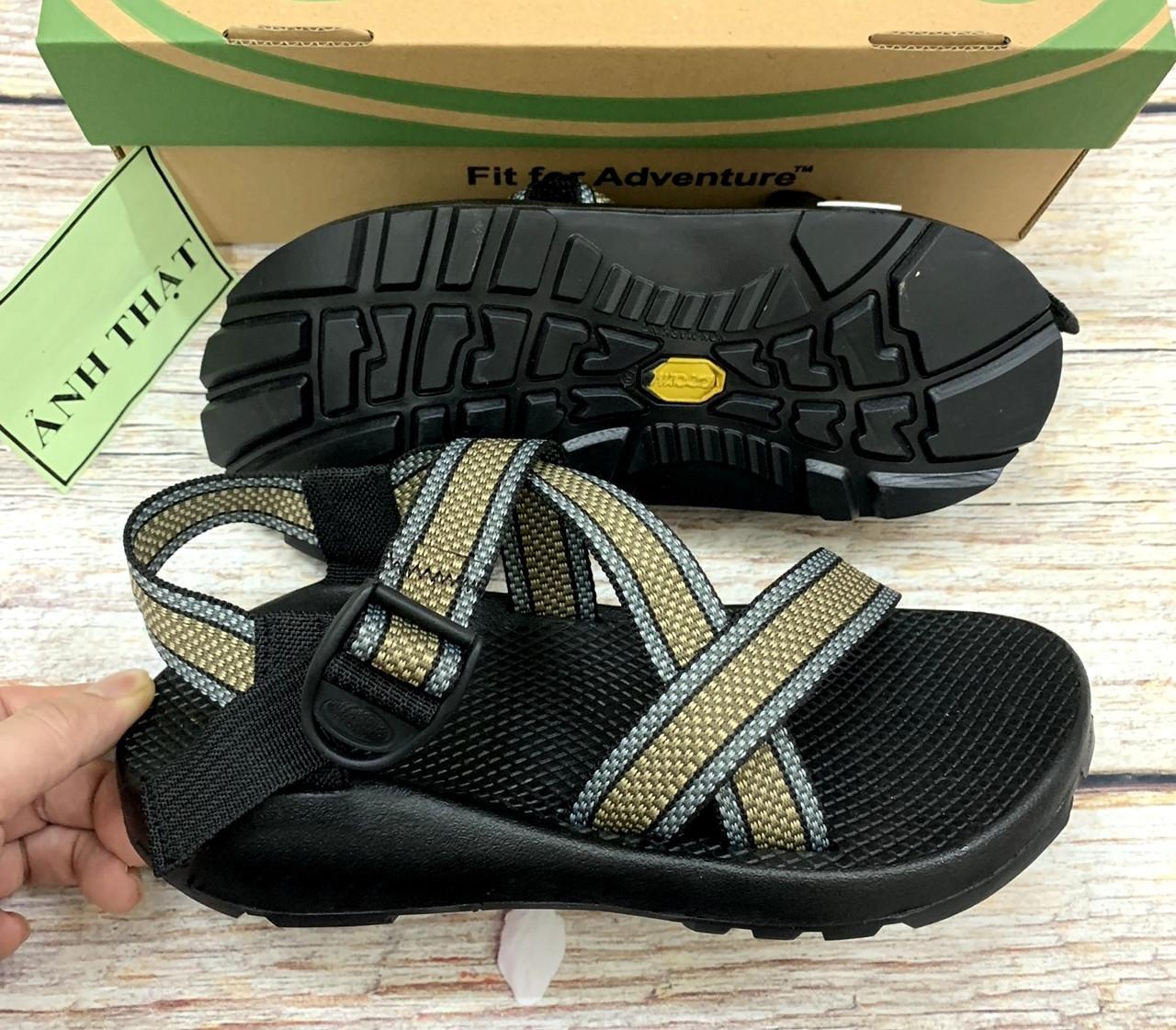 Giày Sandals Nam Quai Dù Kiểu Dáng Hàn Quốc Mã D138