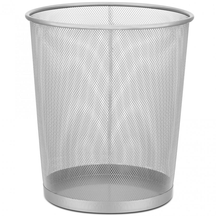 Thùng Sọt Giỏ Rác Văn Phòng MECK: Mesh Wastebasket Trash Bin