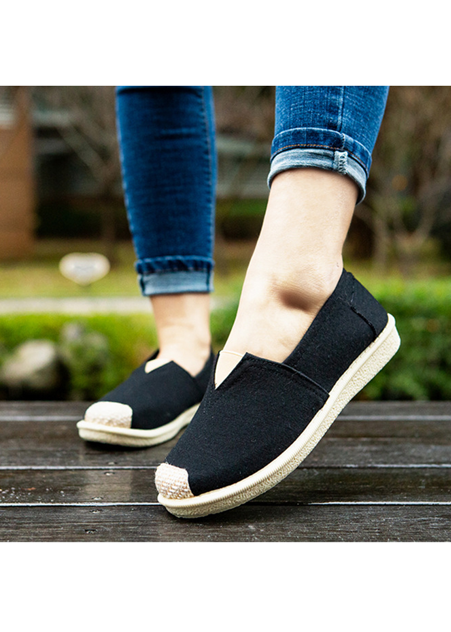 Giày lười nữ đi nhẹ êm chân thời trang V229