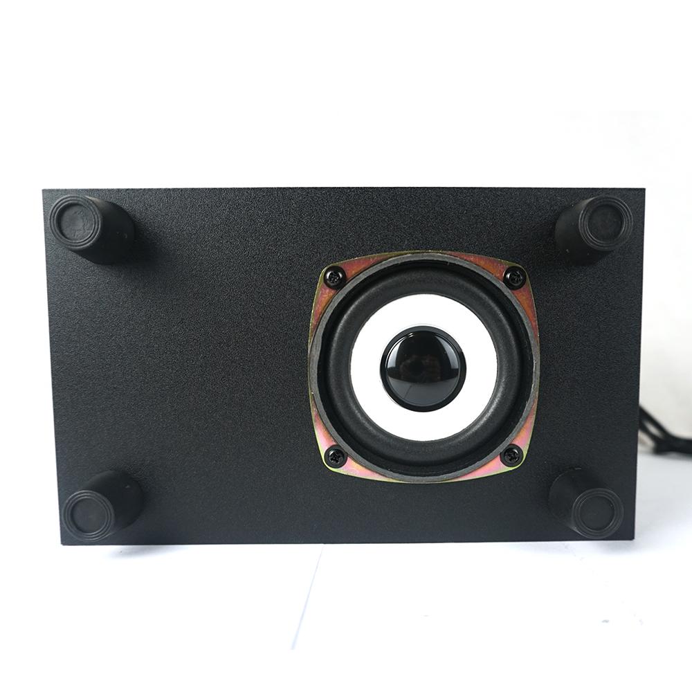 Loa nghe nhạc vi tính cao cấp dành cho máy tính và điện thoại PKCB PF07A - Hàng chính hãng