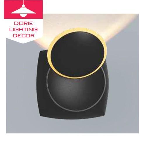 Đèn tường, đèn treo tường OP-H3 Đèn led gắn tường, đèn hắt tường sáng 1 đầu