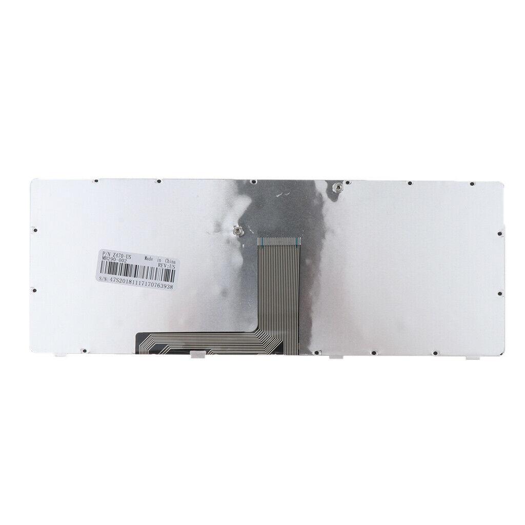 Bàn phím dành cho Laptop Lenovo Ideapad Z470