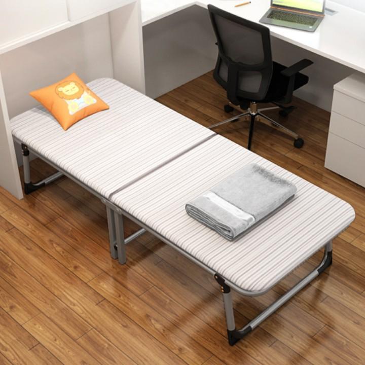 Giường gấp xếp văn phòng, giường xếp gấp gọn phù hợp văn phòng, bệnh viện, phòng trọ sinh viên