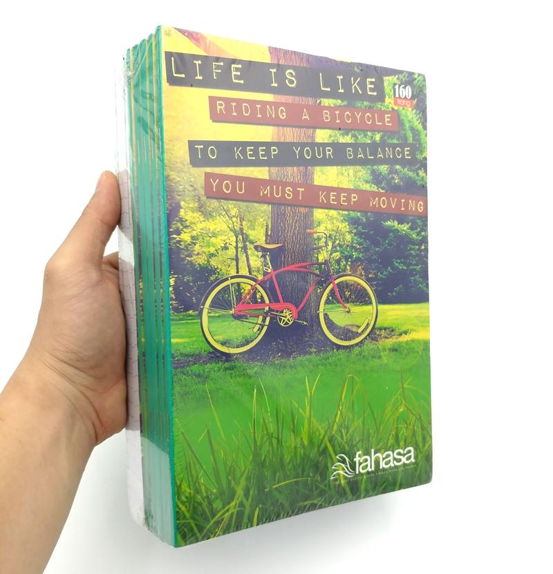Tập 160 Trang - CNCLC ĐL60 - Mẫu 3
