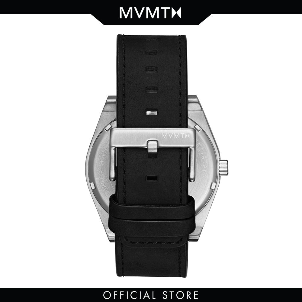 Đồng hồ Nam MVMT dây da 43mm - Element 28000041-D