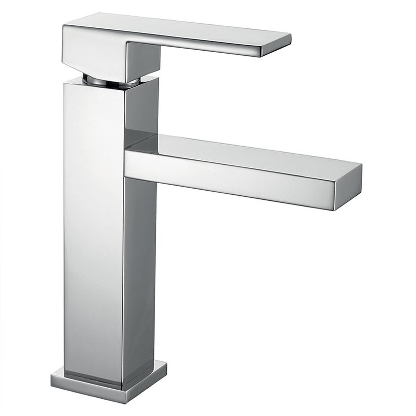 Vòi chậu lavabo SLIM 49028CR iCrolla - Hàng Chính Hãng