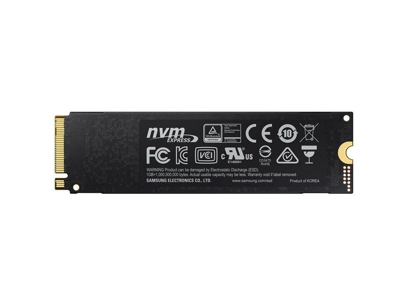 Ổ Cứng SSD Samsung 970 PRO 512GB PCIe Gen 3.0 x4, NVMe 1.3 MZ-V7P512BW - Hàng Chính Hãng