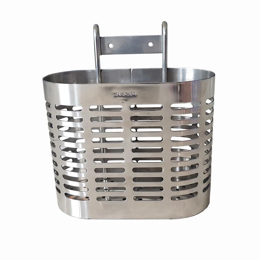 Ống đũa 2 ngăn inox 304