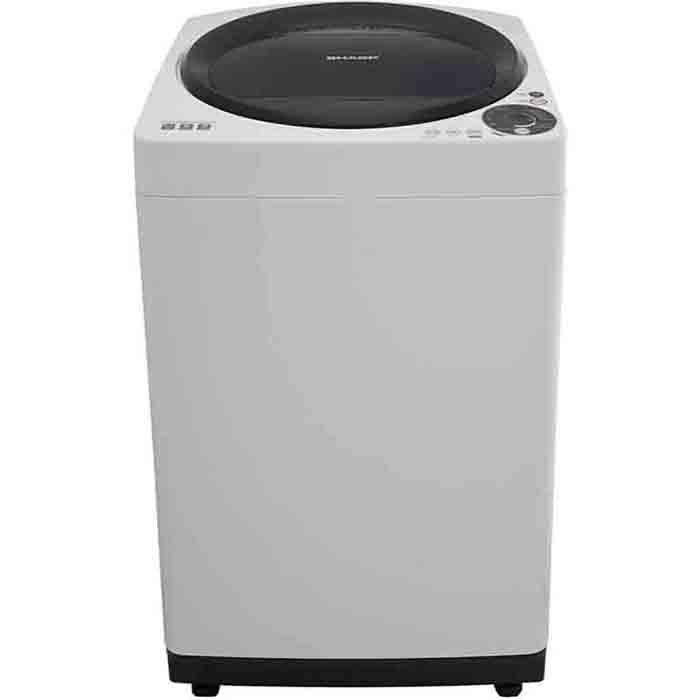 Máy Giặt Cửa Trên Sharp ES-W78GV-G (7.8kg) - Hàng Chính Hãng - Chỉ giao tại Hà Nội
