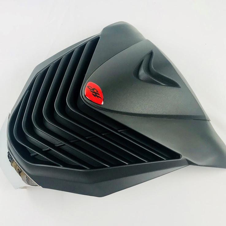 Mặt nạ dành cho xe SH Mode (đen nhám)